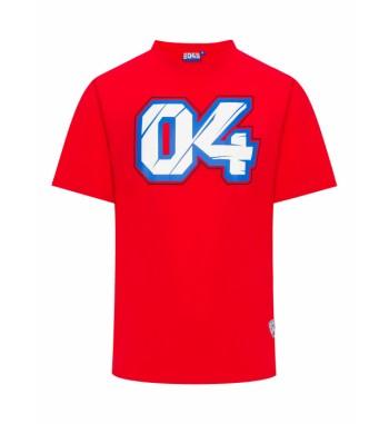 Andrea Dovizioso tričko 04