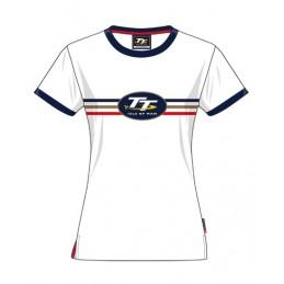 Dámské tričko TT 2020 White