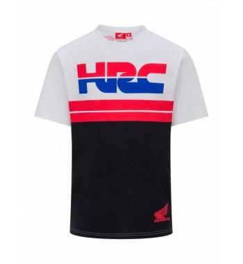 HRC Honda tričko 2 STRIPES...