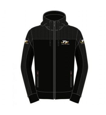 Mikina TT 2020 čierna lesklá